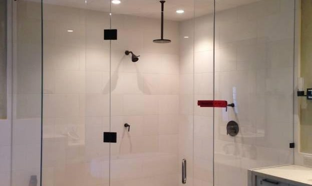 How to Upgrade Bathroom with Fixed Glass Shower Panel?