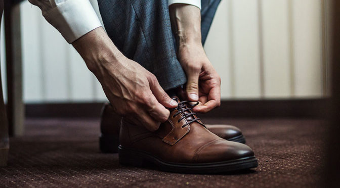 The Spring Guide to Men's Shoes