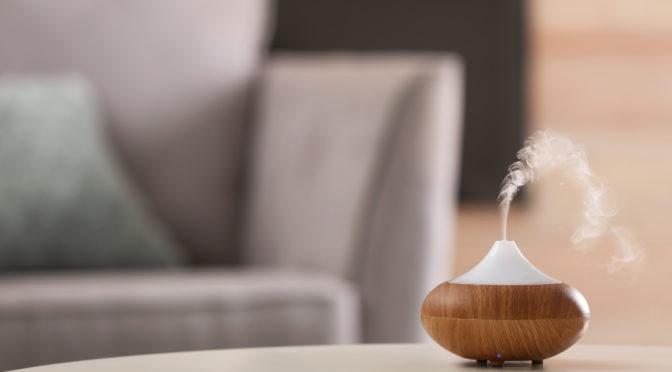 Understanding essential oil scent categories