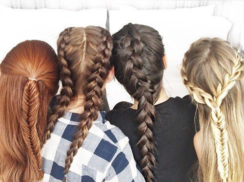 Braiding hair: How to make it step by step