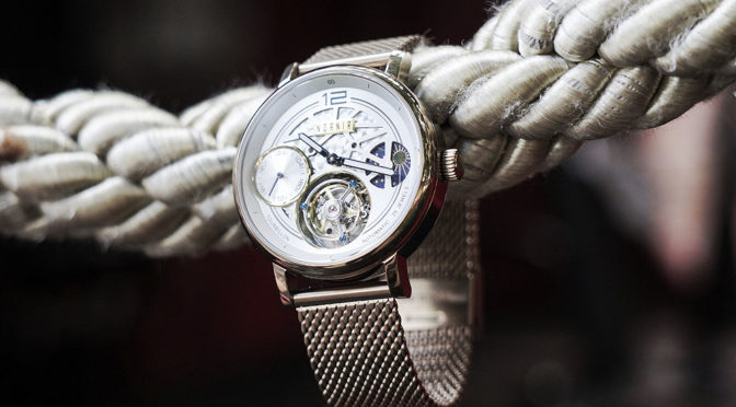 What makes Tourbillon watches so special