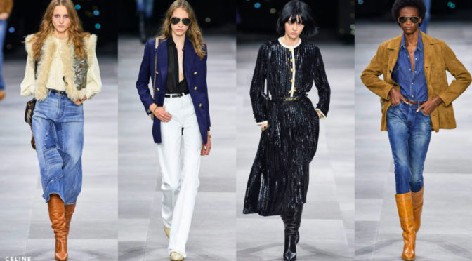 Paris-Fashion-Week SS20 Summer 2020 Celine Lanvin Bruno Sialelli