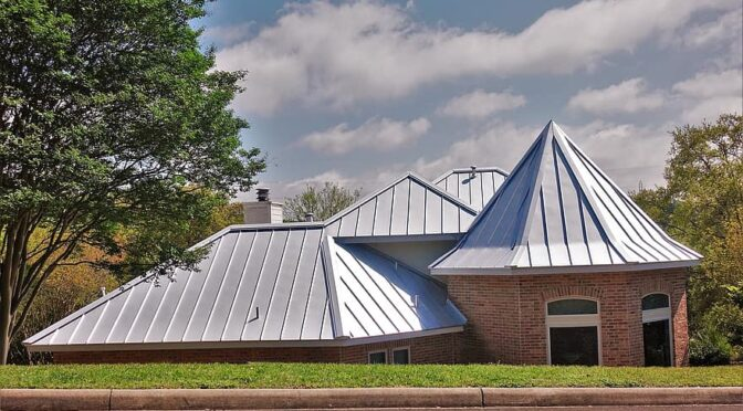 Is Metal Roofing the Right Choice For Your House?