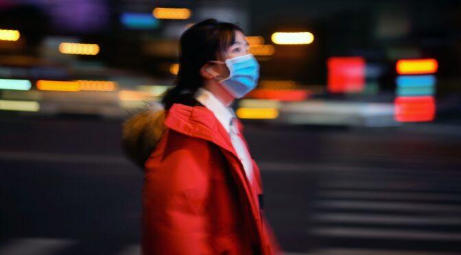 Face Mask Chinese Millennials