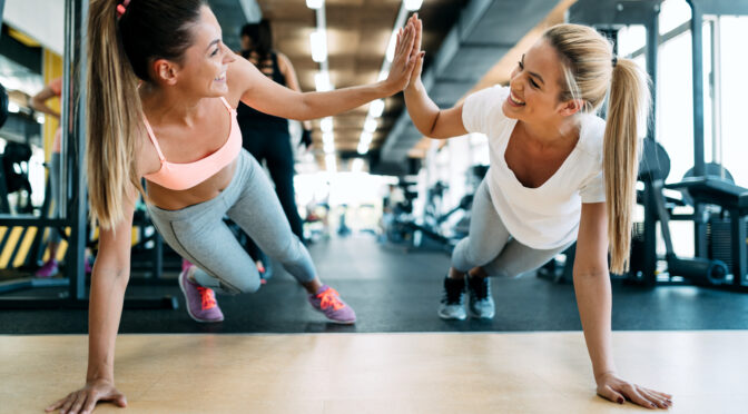 5 Tips For Making Fitness More Fun