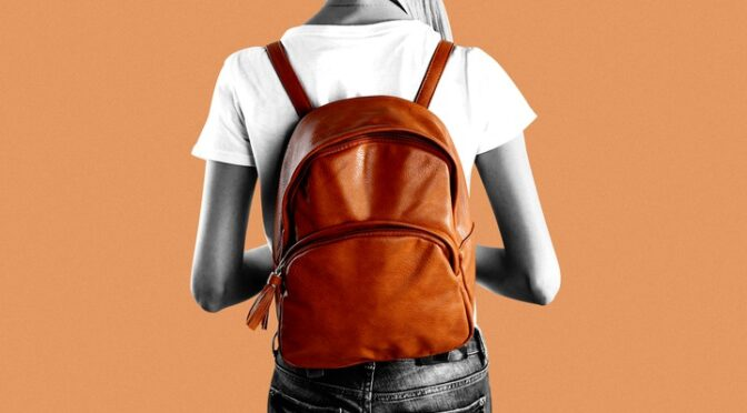 4 Reasons Backpack Purses Are Better