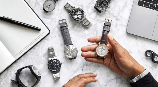 Why Watches Will Always Be A Staple