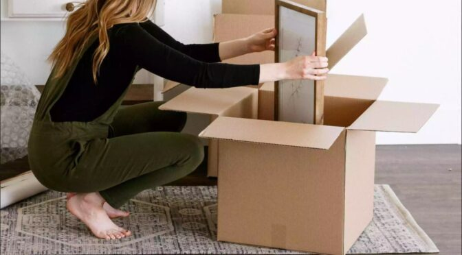 How to Pack Your Décor Design Items for Moving