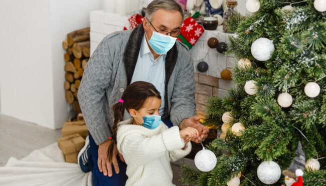 How to Stay Safe When You're Going Home this Christmas