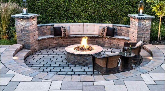Benefits of Having Fire Pits at Home
